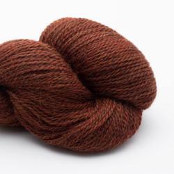 BC Garn Baby Alpaca 10/2 25g NEW Really Dark Brown Melange