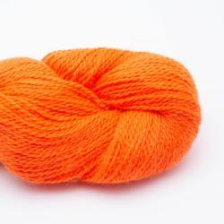 BC Garn Baby Alpaca 10/2 25g NEW Shocking Orange