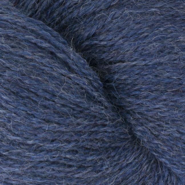 BC Garn Baby Alpaca 10/2 discontinued colors denim