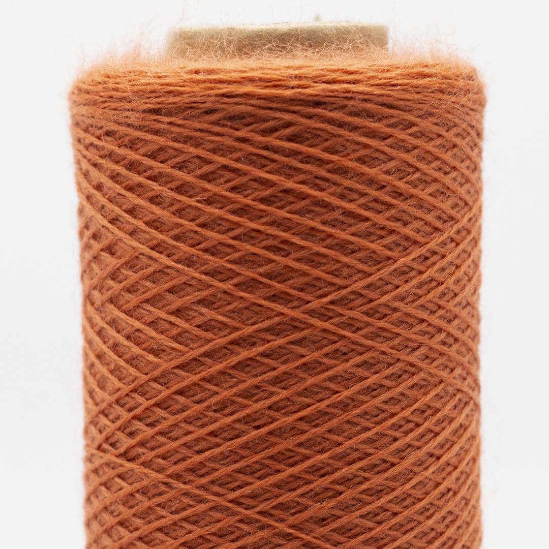 Kremke Soul Wool Merino Cobweb lace 30/2 superfine superwash Burnt Orange