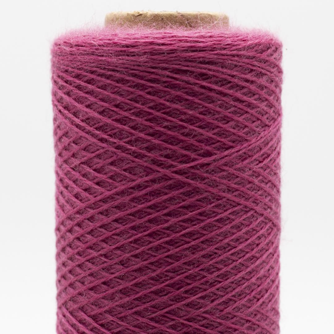 Kremke Soul Wool Merino Cobweb lace 30/2 superfine superwash Magenta