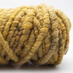 Kremke Soul Wool Rugby Rug Wool dyed Messing