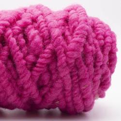 Kremke Soul Wool Rugby Rug Wool dyed Pink
