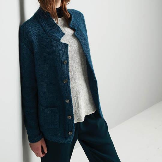 Erika Knight Patron HOLYPORT pour Wild Wool EK0013