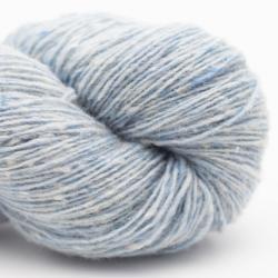 BC Garn Loch Lomond Lace GOTS NEW Babyblau