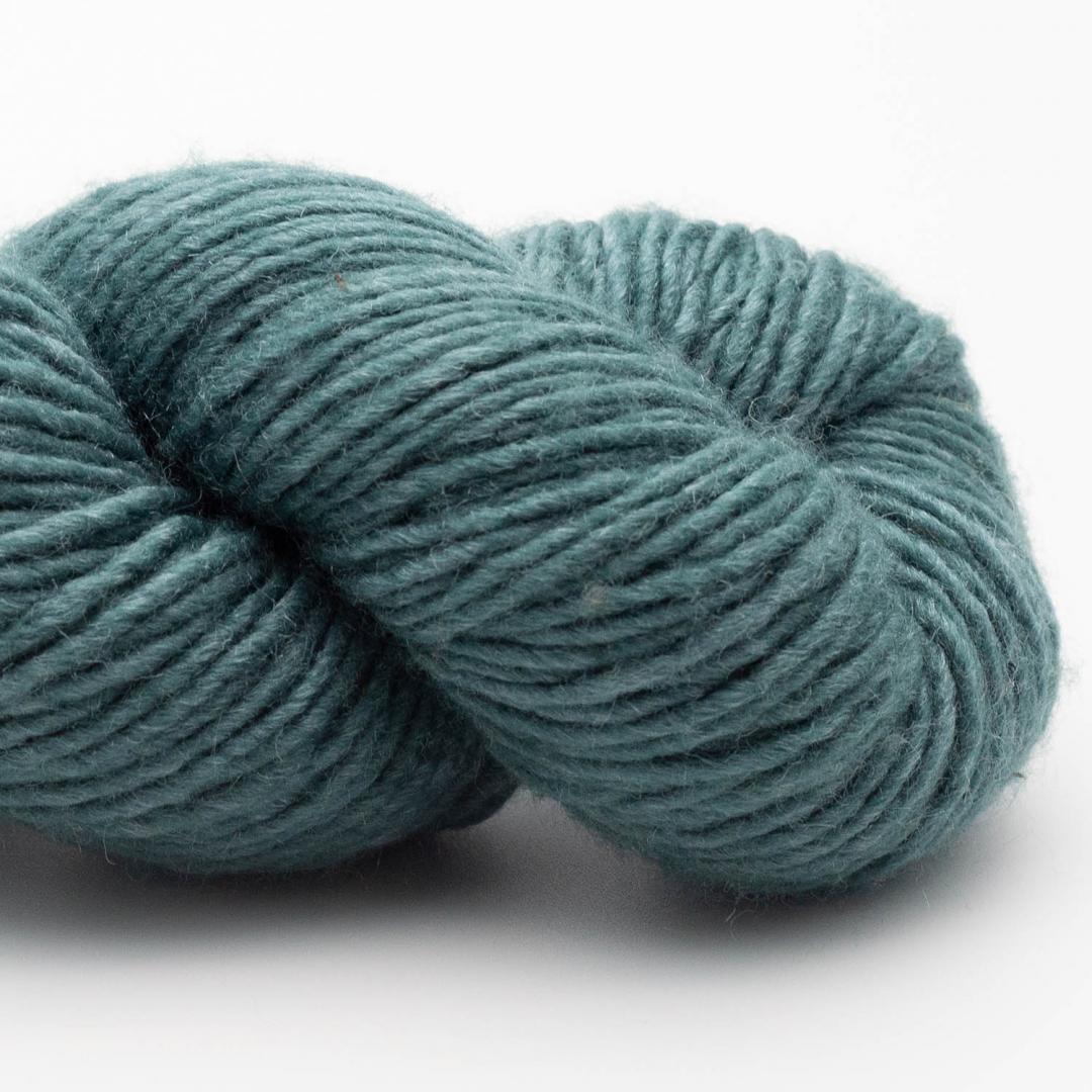 Manos del Uruguay Silk Blend Uni teint à la main Steel3029