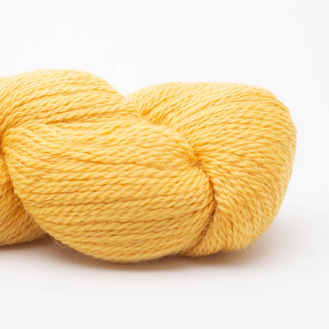 BC Garn Baby Alpaca 10/2 yellow