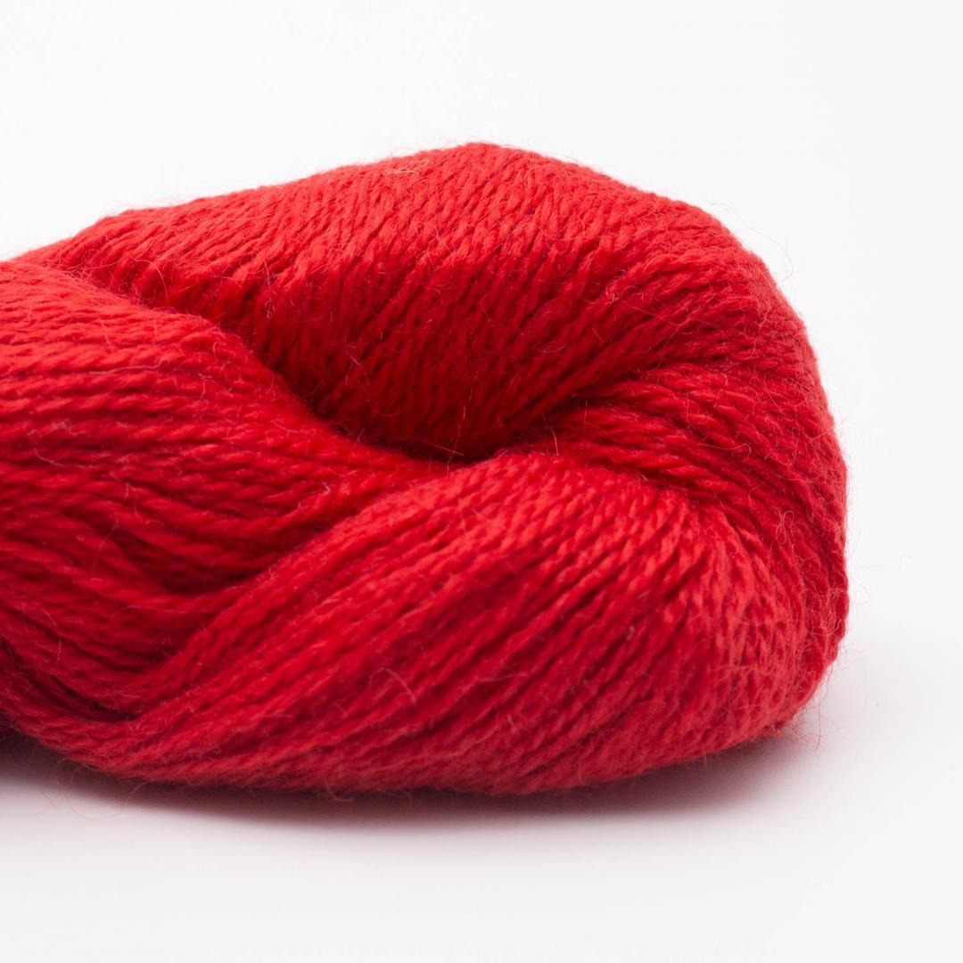 BC Garn Baby Alpaca 10/2 red