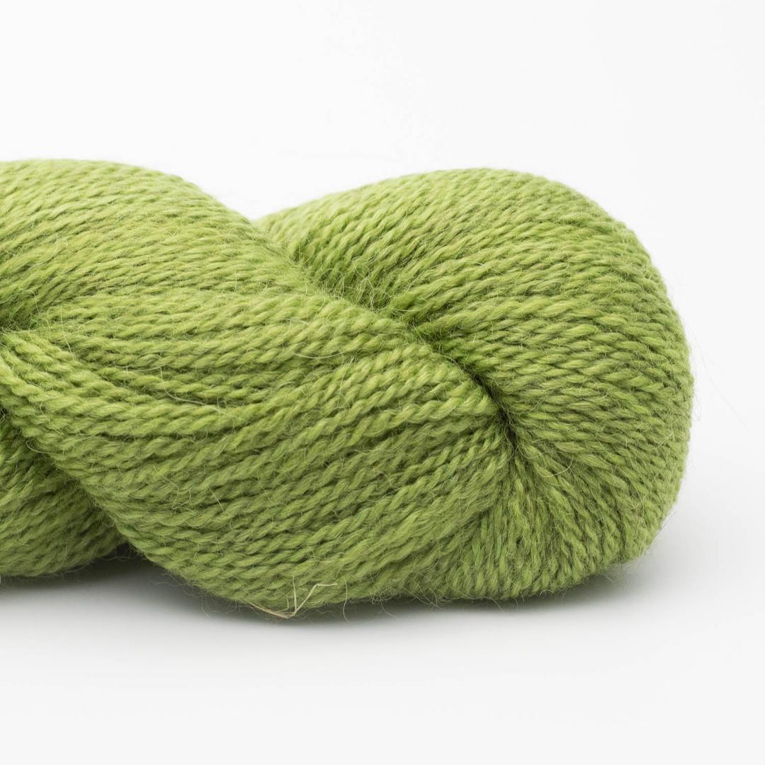 BC Garn Baby Alpaca 10/2 light green