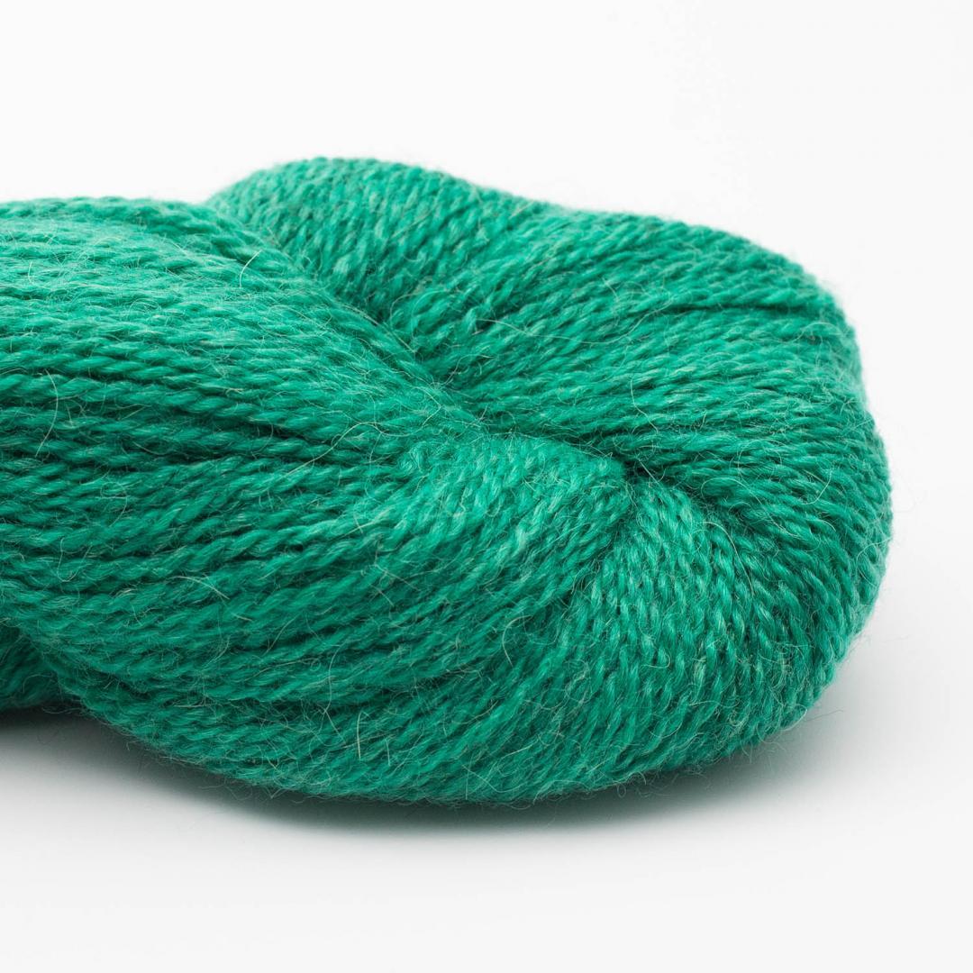 BC Garn Baby Alpaca 10/2 emerald