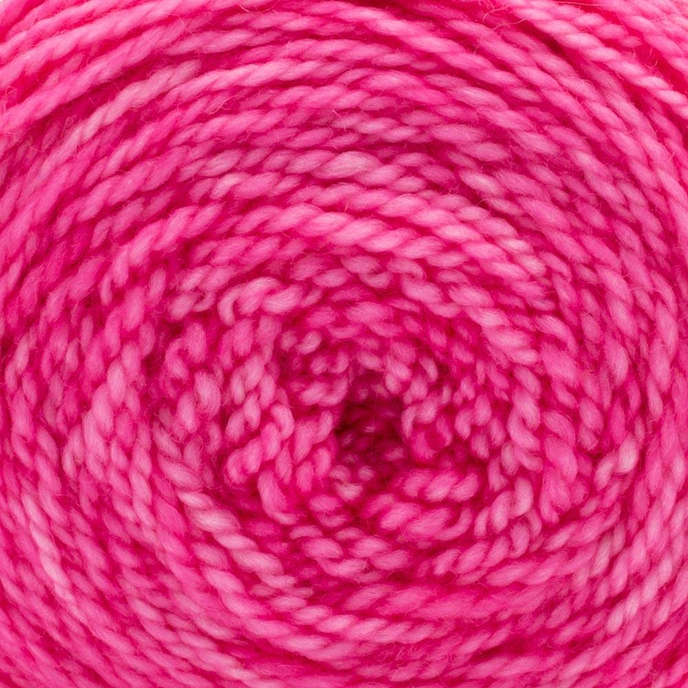 Cowgirl Blues mérino twist uni Hot Pink