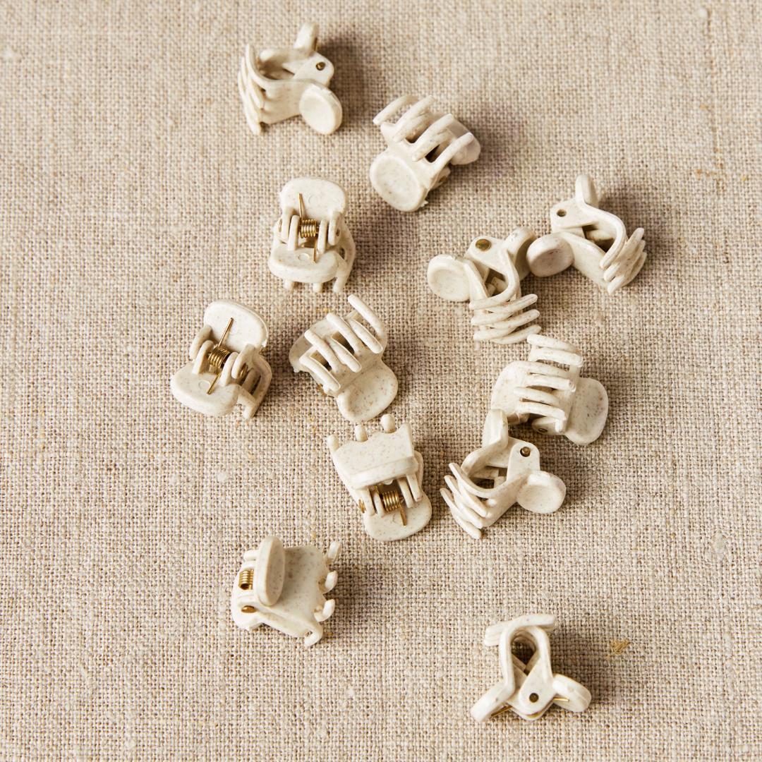 CocoKnits Pinces à griffe  Kunststoffklammern
