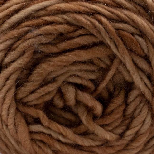 Cowgirl Blues Aran single uni (100g) Camel