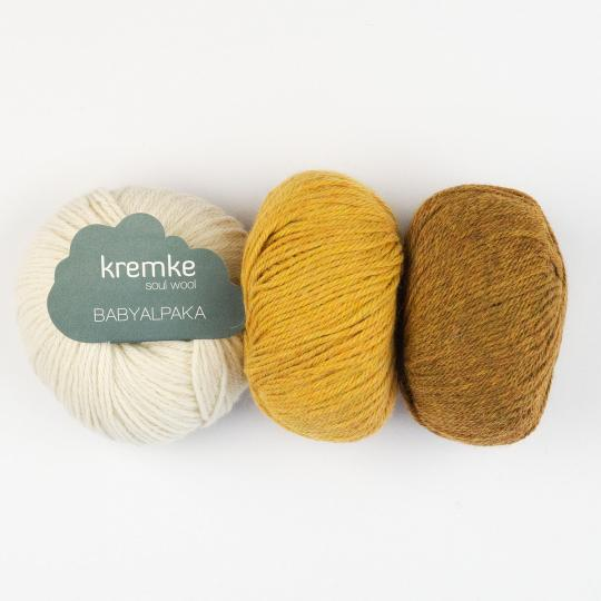 Kremke Soul Wool Baby Alpaka